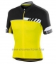 2016 Cycling Jersey Specialized Yellow Short Sleeve and Bib Short
