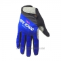 2017 Quick Step Full Finger Gloves Cycling