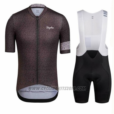 2018 Cycling Jersey Ralph Gray Deep Short Sleeve and Bib Short