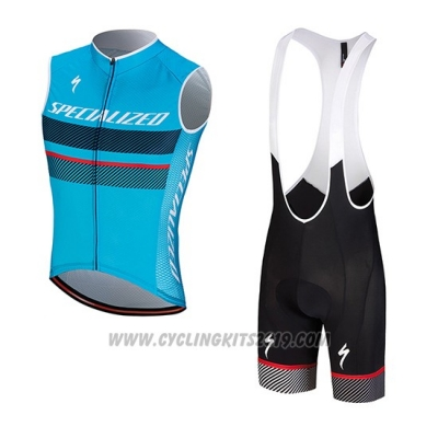 2018 Wind Vest Specialized Blue