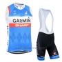 2019 Wind Vest Garmin Sharp Blue White