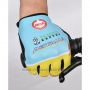 2014 Astana Gloves Cycling Blue