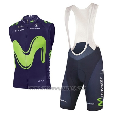 2017 Wind Vest Movistar Black