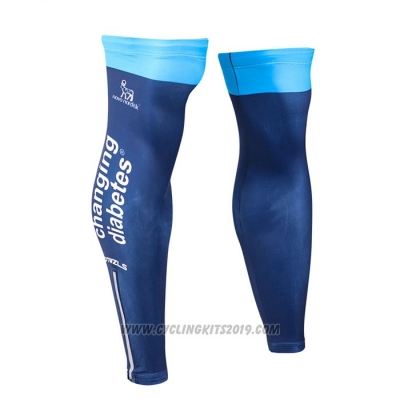 2018 Changing Diabetes Merida Leg Warmer Cycling