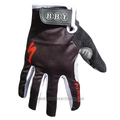 2020 Specialized Full Finger Gloves Black