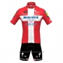 2021 Cycling Jersey Deceuninck Quick Step Champion Denmark Short Sleeve and Bib Short