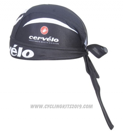 2012 Cervelo Scarf Cycling Black