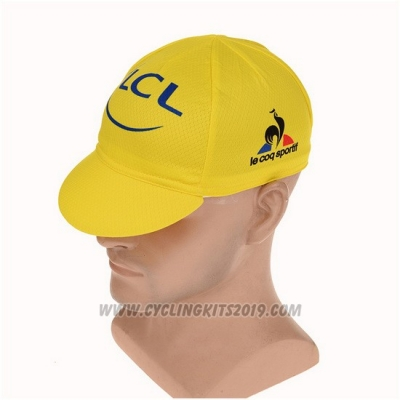 2015 Tour de France Cap Yellow1