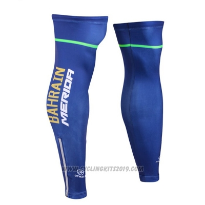 2018 Bahrain Merida Leg Warmer Cycling