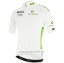 2020 Cycling Jersey Vuelta Espana White Short Sleeve and Bib Short