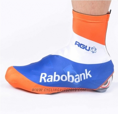 2012 Rabobank Shoes Cover Cycling