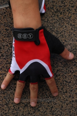 2015 Castelli Gloves Cycling Red