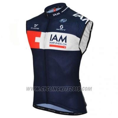 2016 Wind Vest IAM Black and Red