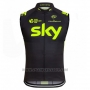 2016 Wind Vest Sky Black and Green