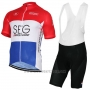 2017 Cycling Jersey SEG Racing Academy Campione Netherlands Short Sleeve and Bib Short