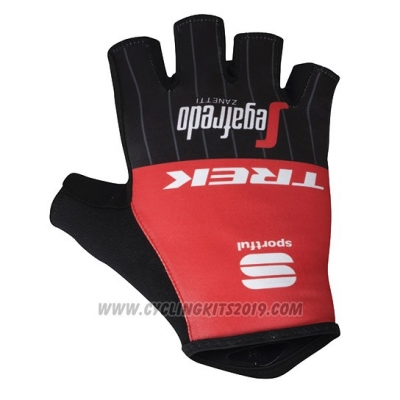 2017 Trek Gloves Cycling Red