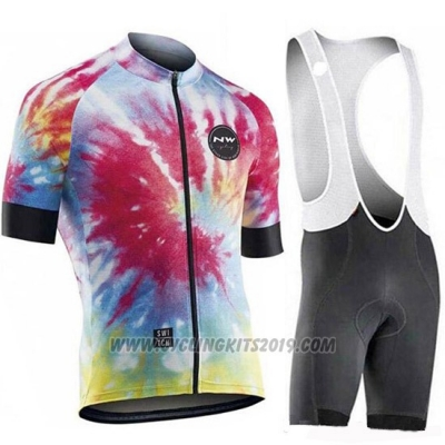 2019 Cycling Jersey Northwave Short Sleeve and Bib Short