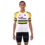 2021 Cycling Jersey Bike Exchange Champion Australia Short Sleeve and Bib Short