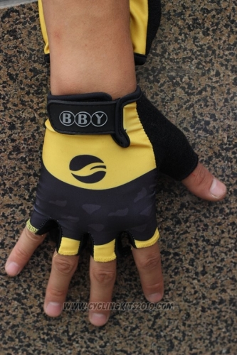 2014 Giant Gloves Cycling Yellow