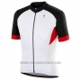 2016 Cycling Jersey Specialized Black and White Short Sleeve and Bib Short