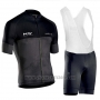 2018 Cycling Jersey Northwave Blade Black Short Sleeve and Bib Short