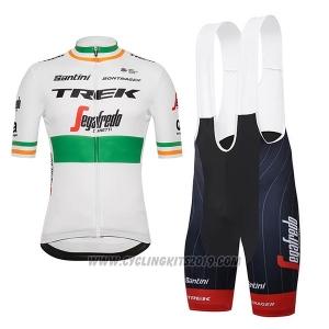 2018 Cycling Jersey Trek Segafredo Campione Ireland Short Sleeve and Bib  Short c7ed9e163