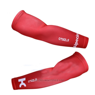 2018 Katusha Alpecin Arm Warmer Cycling