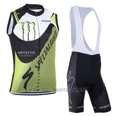 2019 Wind Vest Specialized Black White Green