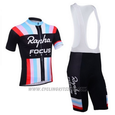 2013 Cycling Jersey Rapha Black Short Sleeve and Bib Short