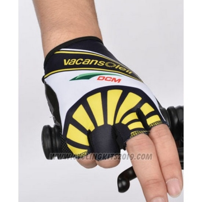 2014 Vacansoleil Gloves Cycling Black