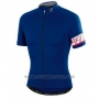 2016 Cycling Jersey Specialized Blue Short Sleeve and Bib Short