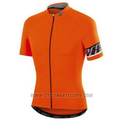 2016 Cycling Jersey Specialized Orange Short Sleeve and Bib Short