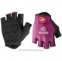 2021 Giro D'italy Gloves Cycling Fuchsia