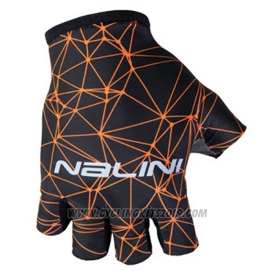 Nalini Vetta Gloves Cycling Orange