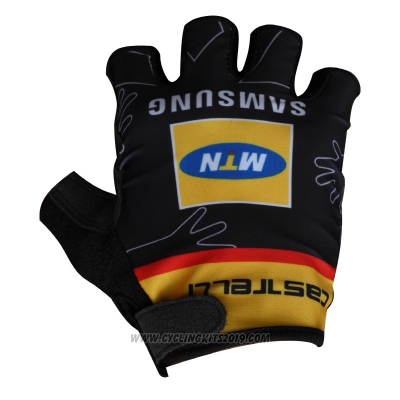 2014 MTN Gloves Cycling Black