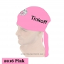 2015 Saxo Bank Tinkoff Scarf Cycling Pink (2)