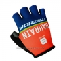 2017 Bahrain merida Gloves Cycling