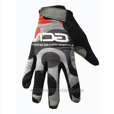 2017 GCN Full Finger Gloves Cycling
