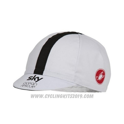2018 Sky Cap Cycling White