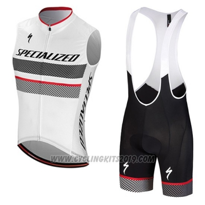 2018 Wind Vest Specialized White