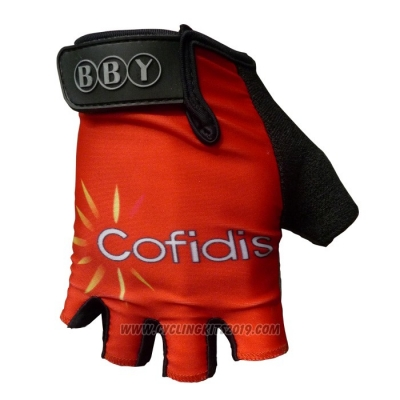 2013 Cofidis Gloves Cycling