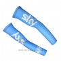 2015 Sky Arm Warmer Cycling Blue