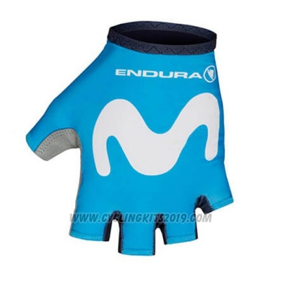 2018 Movistar Gloves Cycling