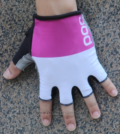 2016 Pearl Izumi Gloves Cycling Pink and White