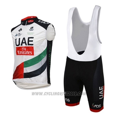2017 Wind Vest Uae White