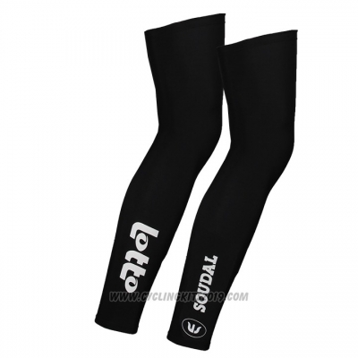 2018 Trek Segafredo Leg Warmer Cycling Black