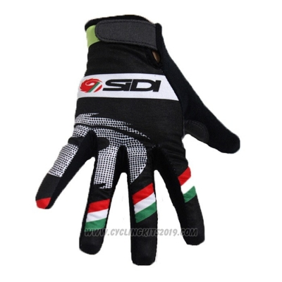 2020 SIDI Full Finger Gloves Black