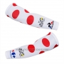 2015 Tour de France Arm Warmer Cycling White and Red