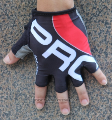 2016 Pro Gloves Cycling Black