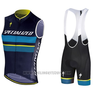 2018 Wind Vest Specialized Deep Blue